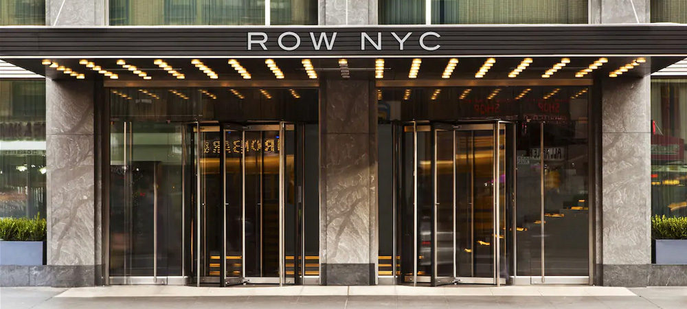 Hotel Row NYC (Nueva York).